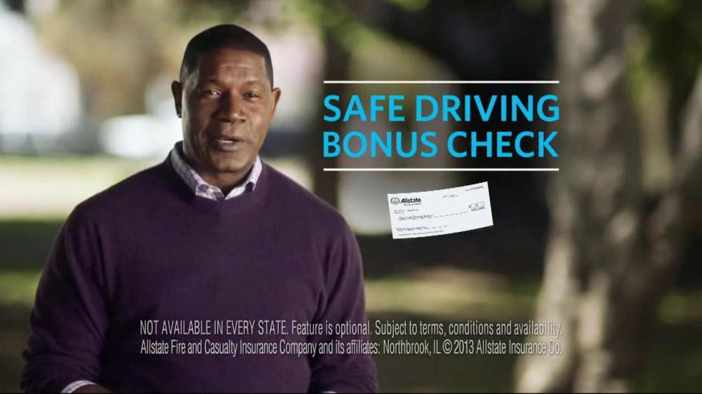 allstate safe drivers check